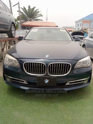 BMW 7 Series 2012 Blue | Cars for sale in Lagos State, Lagos Island (Eko)