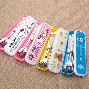 Kids Cutlery Set(Spoon and Fork) for Children's Party Pack   Baby & Child Care for sale in Lagos State, Alimosho