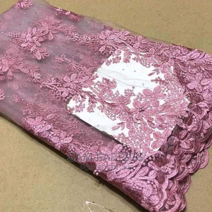 Net Sample Lace   Clothing for sale in Lagos Island (Eko), Lagos State, Nigeria
