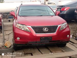 Lexus RX 2010 350 Red | Cars for sale in Lagos State, Apapa