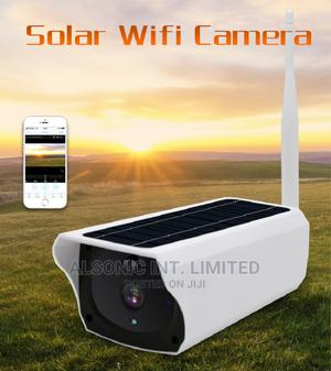 Wireless Solar 4g Surveillance Camera Mobile Phone | Security & Surveillance for sale in Abuja (FCT) State, Wuse