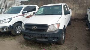 Toyota Hilux 2010 White | Cars for sale in Lagos State, Ikeja