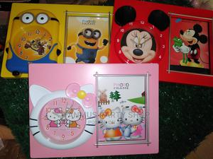 Alarm Clock Photo Frame for Children's Birthday Party Packs | Babies & Kids Accessories for sale in Lagos State, Alimosho