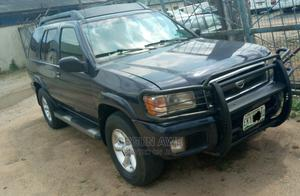 Nissan Pathfinder 2003 SE AWD SUV (3.5L 6cyl 4A) Blue | Cars for sale in Lagos State, Ikeja