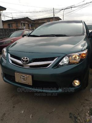 Toyota Corolla 2013 Green   Cars for sale in Lagos State, Lekki