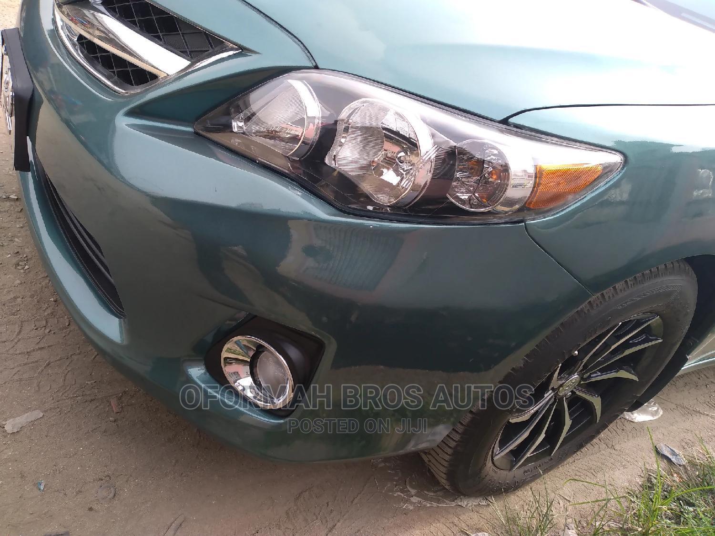 Archive: Toyota Corolla 2013 Green