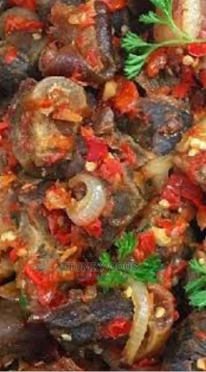 Asun With Chips/Boiled Potatoes on the Go   Meals & Drinks for sale in Ikeja, Lagos State, Nigeria