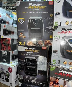 Power Air Fryer | Kitchen Appliances for sale in Lagos State, Ojo