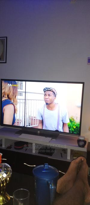Toshiba 50 Inches LED TV With Some Lines on the Screen | TV & DVD Equipment for sale in Oyo State, Ibadan