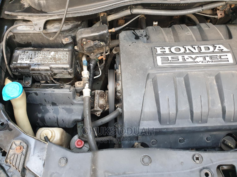 Archive: Honda Pilot 2006 EX-L 4x4 (3.5L 6cyl 5A) Black