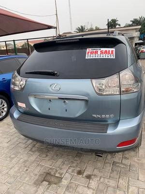 Lexus RX 2009 350 AWD Blue | Cars for sale in Lagos State, Ajah