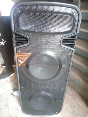Double 15 Inches Public Address Systems   Audio & Music Equipment for sale in Lagos State, Ojo