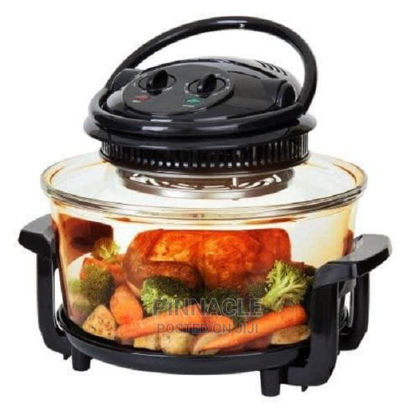 Smart Home Halogen Oven – 17L
