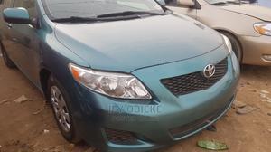 Toyota Corolla 2010 Green   Cars for sale in Lagos State, Ikorodu