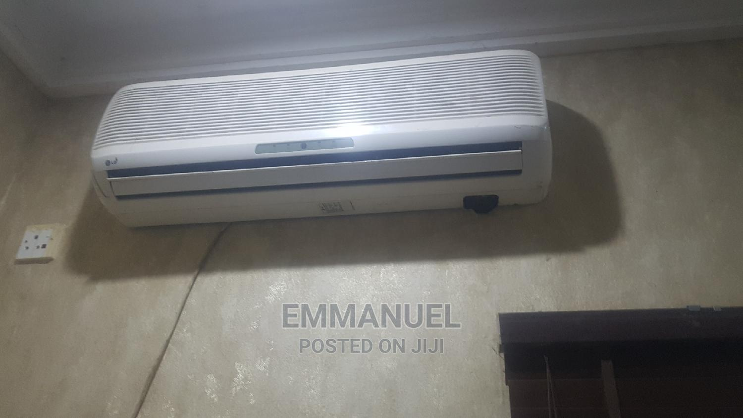 LG 1.5 Hp Air Conditioner | Home Appliances for sale in Apo District, Abuja (FCT) State, Nigeria