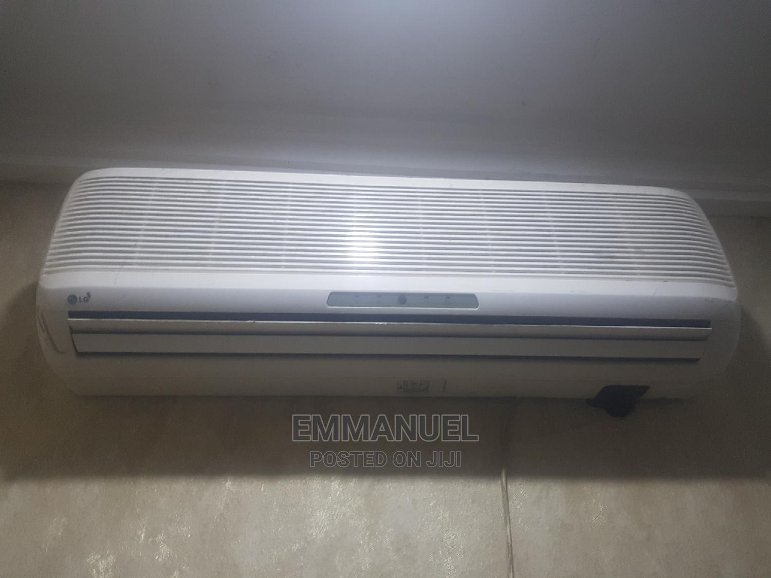 LG 1.5 Hp Air Conditioner