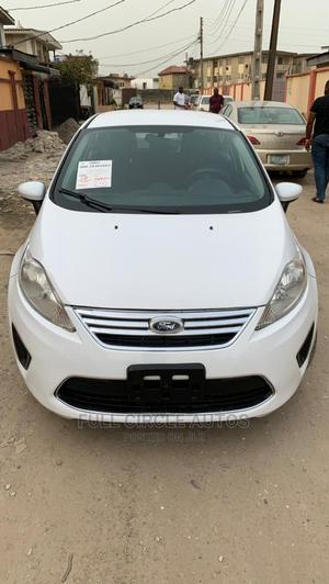 Ford Fiesta 2011 SE White   Cars for sale in Lagos State, Ikeja