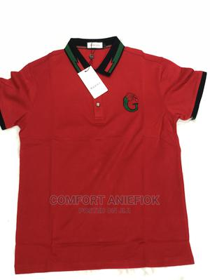 Gucci Fire Polo | Clothing for sale in Abuja (FCT) State, Gwarinpa