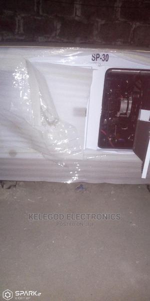 30kva Original Perkins Soundproof Diesel Generator   Electrical Equipment for sale in Lagos State, Surulere