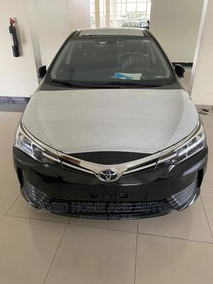 New Toyota Corolla 2019 LE (1.8L 4cyl 2A) Black   Cars for sale in Lagos State, Lekki