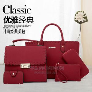 Classic Ladies 5 in One Bag Set With Good Quality   Bags for sale in Bayelsa State, Yenagoa