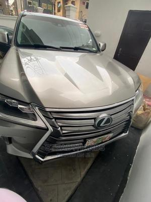 Lexus LX 2017 570 Base Gold | Cars for sale in Lagos State, Lekki