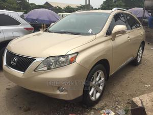 Lexus RX 2010 350 Gold | Cars for sale in Lagos State, Apapa