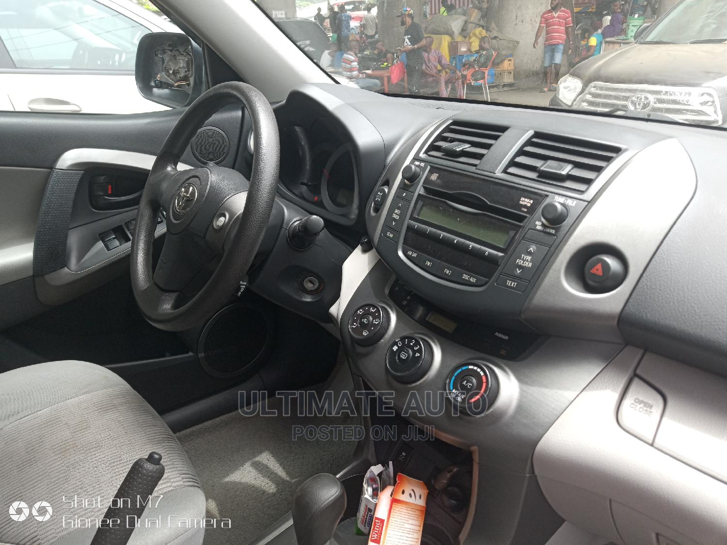 Toyota RAV4 2010 3.5 Limited 4x4 Blue   Cars for sale in Apapa, Lagos State, Nigeria