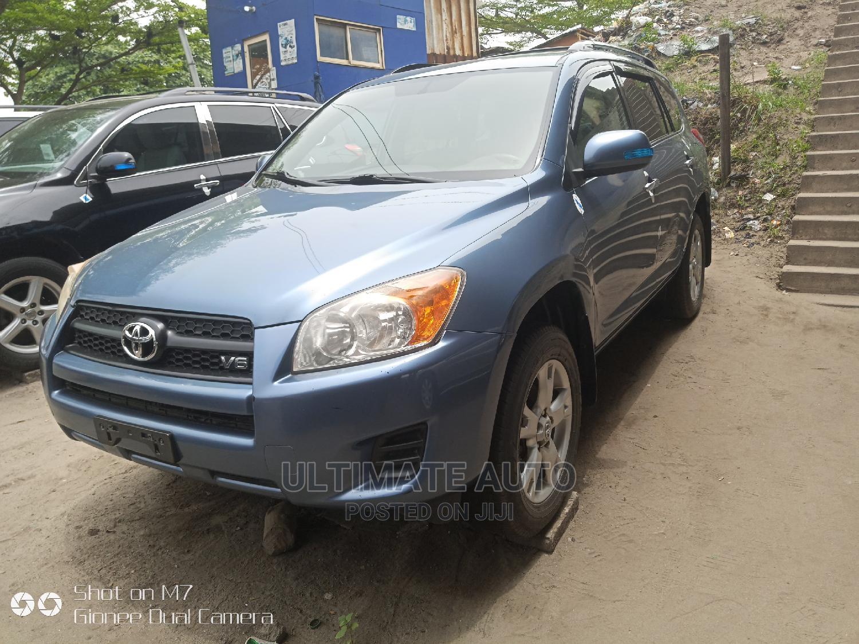 Toyota RAV4 2010 3.5 Limited 4x4 Blue