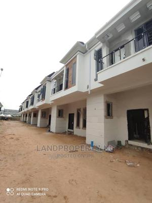 Beautiful 4 Bedroom Terrace Duplex Ensuite With Big Bq   Houses & Apartments For Sale for sale in Lagos State, Lekki