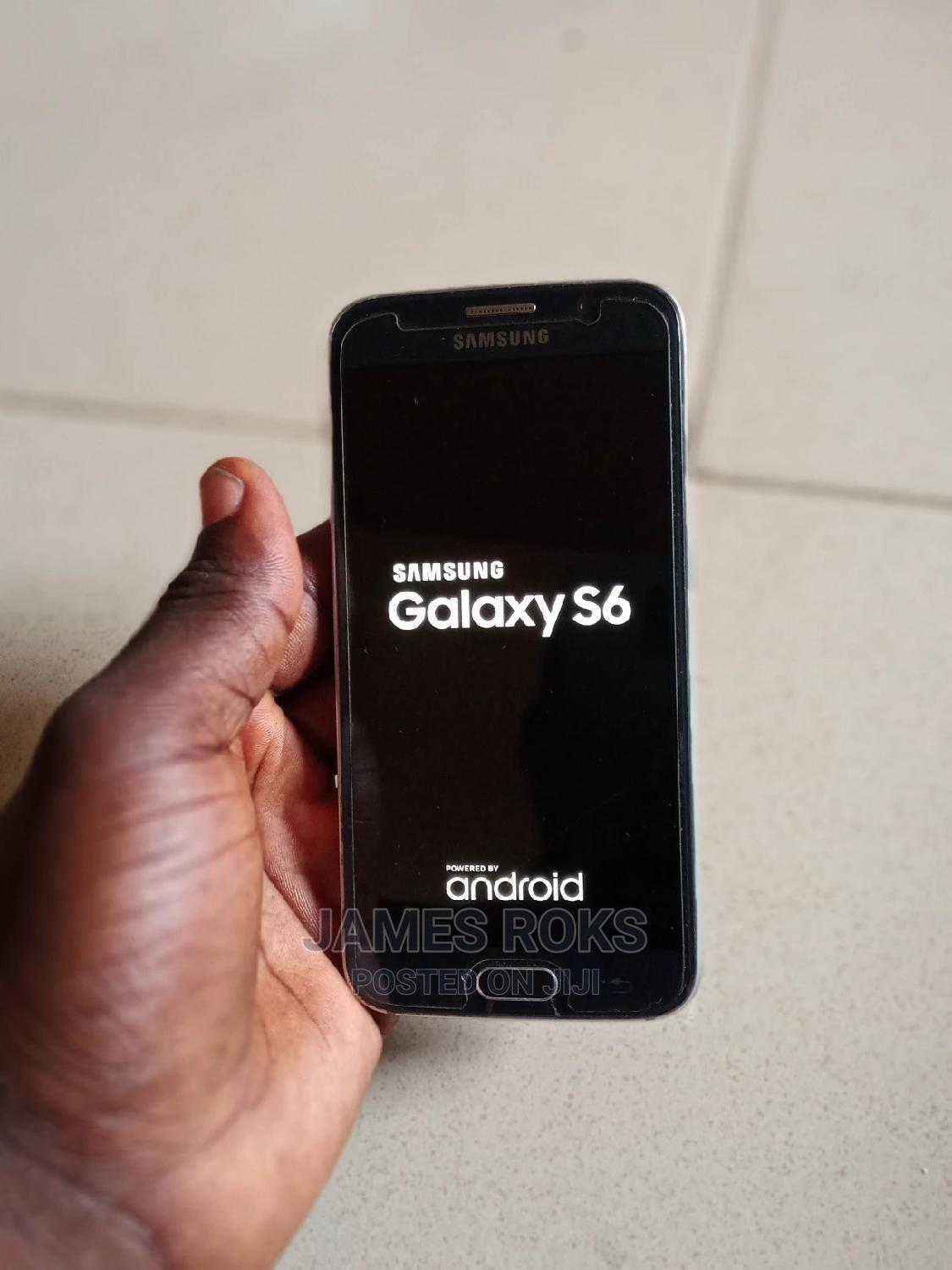 Samsung Galaxy S6 32 GB Blue | Mobile Phones for sale in Owerri, Imo State, Nigeria