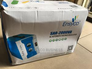 Ensyco 2000va Stabilizer | Electrical Equipment for sale in Lagos State, Ojo