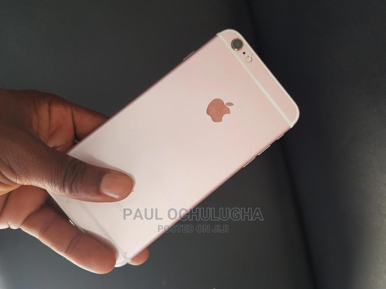 Apple iPhone 6s Plus 64 GB Gold   Mobile Phones for sale in Yaba, Lagos State, Nigeria