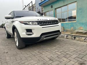 Land Rover Range Rover Evoque 2013 Pure AWD 5-Door White | Cars for sale in Lagos State, Lekki