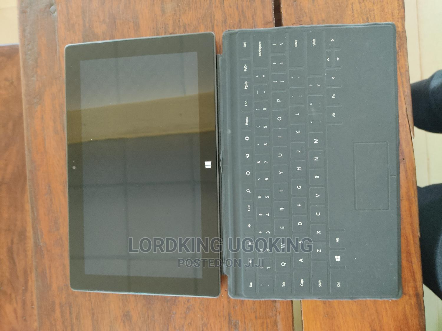 Microsoft Surface 64 GB Gray | Tablets for sale in Onitsha, Anambra State, Nigeria