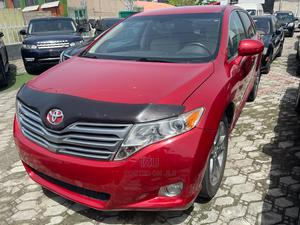 Toyota Venza 2012 V6 AWD Red | Cars for sale in Lagos State, Lekki
