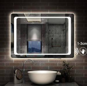 Sensors Bathroom LED Lights Mirror   Home Accessories for sale in Lagos State, Surulere