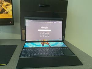 New Laptop Asus ZenBook Pro 15 UX580GE 16GB Intel Core I7 SSD 1T   Laptops & Computers for sale in Lagos State, Lekki
