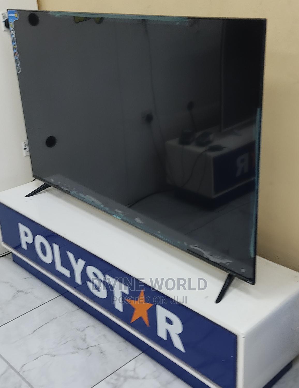 Polystar Android UHD Smart Internet TV 55inchs