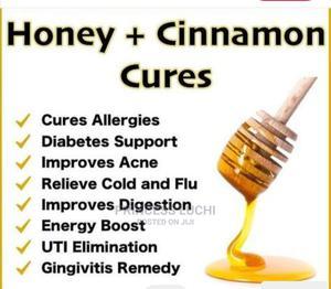 Original Honey and Original Cinnamon Sets   Vitamins & Supplements for sale in Lagos State, Ikoyi