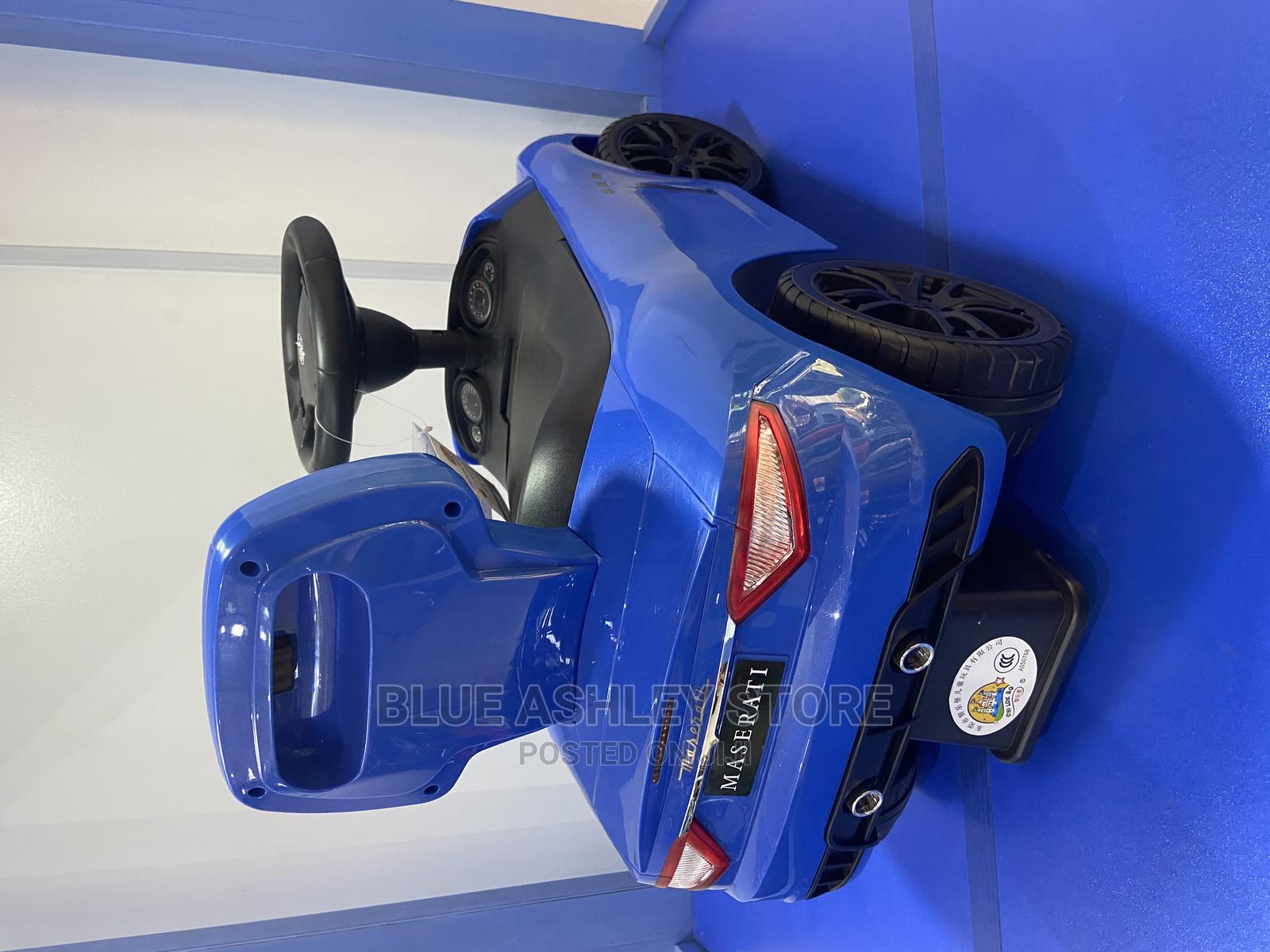 Mini Maserati for Age 1-3 | Toys for sale in Alimosho, Lagos State, Nigeria