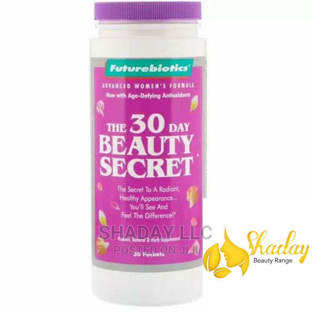 Futurebiotics 30 Days Beauty Secret | Vitamins & Supplements for sale in Alimosho, Lagos State, Nigeria
