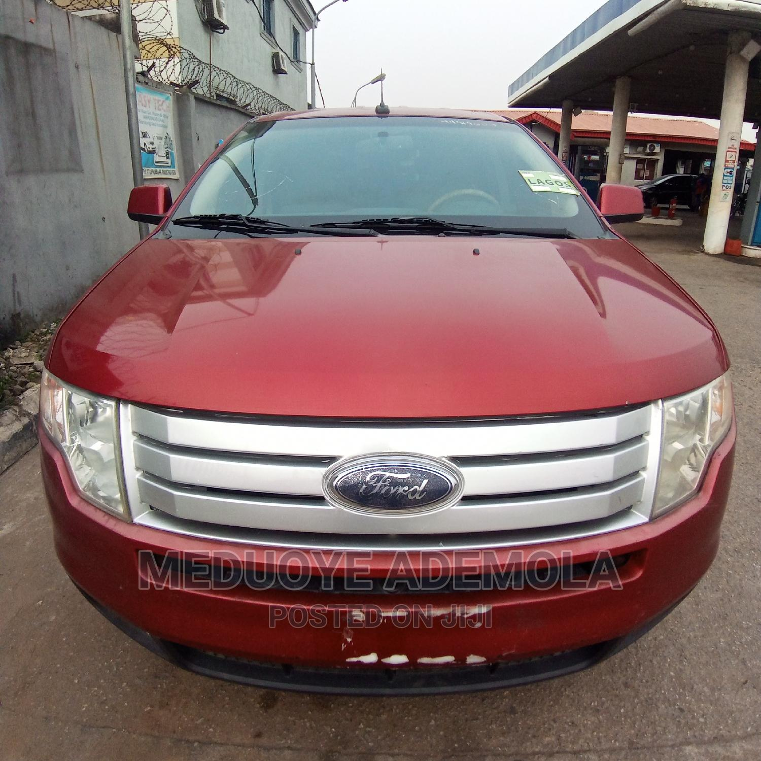 Ford Edge 2008 | Cars for sale in Ikeja, Lagos State, Nigeria