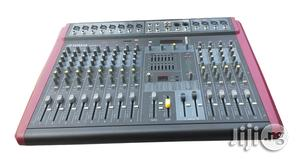 Yamaha Powered Mixer 12 Channels | Audio & Music Equipment for sale in Lagos State, Lekki