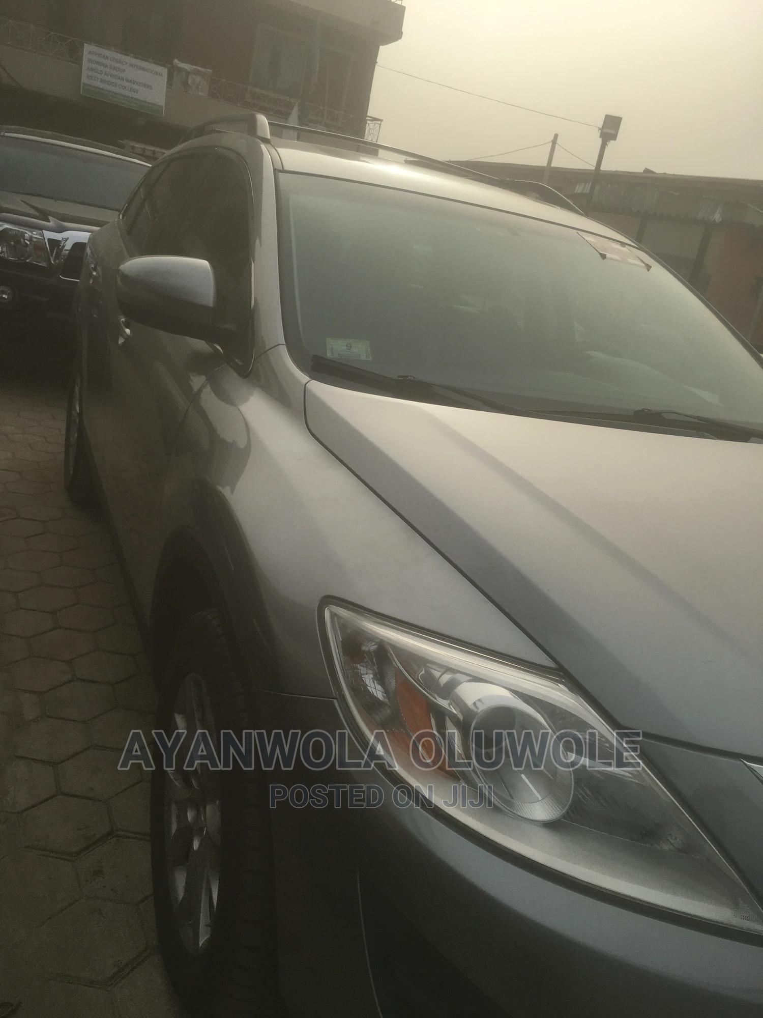 Mazda CX-9 2012 Silver | Cars for sale in Ikeja, Lagos State, Nigeria