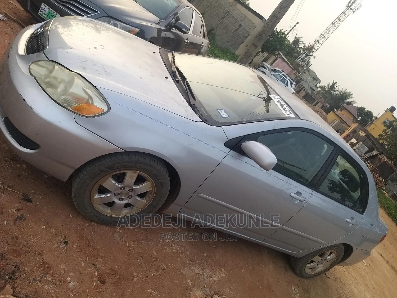 Toyota Corolla 2005 LE Gray | Cars for sale in Magodo, Lagos State, Nigeria