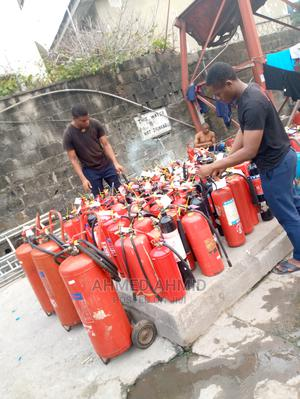 Sales and Service of Fire Extinguishers, Hydrant | Safetywear & Equipment for sale in Lagos State, Ikoyi