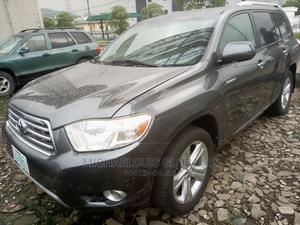Toyota Highlander 2010 Gray   Cars for sale in Rivers State, Port-Harcourt