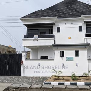 4 Bedroom Luxury Semi-Detached Duplex With BQ at Chevron | Houses & Apartments For Sale for sale in Lekki, Chevron