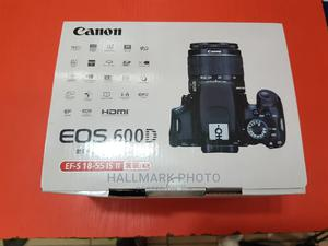 Canon EOS 600d | Photo & Video Cameras for sale in Lagos State, Lagos Island (Eko)